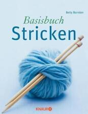Barnden, Betty - Basisbuch Stricken /4