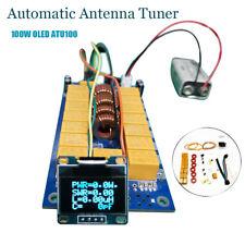 KIT DIY Automatic Antenna Tuner 7x7 (ATU-100 mini by N7DDC) From UK+OLED 1PCS