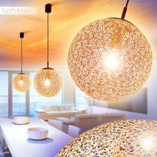 Retro Design Hänge Lampe Wohn Schlaf Ess Raum Beleuchtung Rost Pendel Leuchte