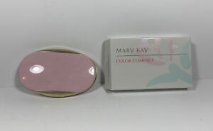 Mary Kay Color Compact Case - Pink  NEW in Box # 5455
