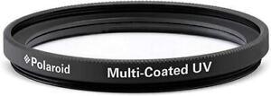 New Polaroid Optics 58 MM Multi Coated UV Filter, Camera Lens Part PLFILUV58