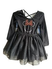 Toddler Minnie Mouse Halloween Dress Costume Size 3T or 4T