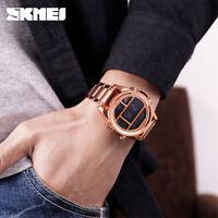SKMEI Luxury Men Watch Waterproof Chronograph Luminous Digital Wristwatch 1448