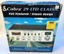 Brand New Cobra 29 LTD Classic CB Radio