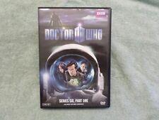 Doctor Who: Season Six, Part One (DVD, 2011, 2-Disc Set) - MATT SMITH