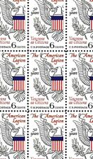 1969 - AMERICAN LEGION - #1369 Full Mint -MNH- Sheet of 50 Postage Stamps