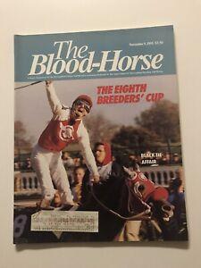 Blood Horse-Black Tie Affair-Arazi-Sheikh Albadou-Dance Smartly-Miss Alleged