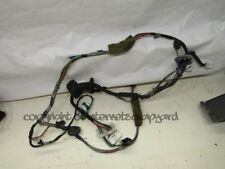 Isuzu Trooper 3.0 MK2 facelift 91-02 NS left front door wiring harness loom 8-97