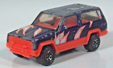 Matchbox MB 73 1984-2001 Jeep Cherokee XJ 1:58 Scale Model SUV 1985 1986 1987