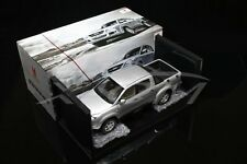 Diecast Car Model JMC Yuhu Pickup 1:18 (Silver) + GIFT!!