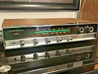 Vintage Pansonic RE-7670 D AM/FM Stereo Receiver, Tested/Working FREE SHIPPING!