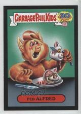 2015 Topps Garbage Pail Kids 30th Anniversary '80s Spoof Black 9a Fed Alfred 0c4