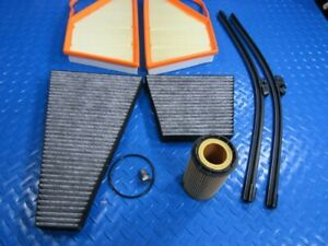 Bentley Gt Gtc Flying Spur engine oil air cabin filters wiper blades #6714