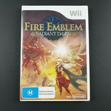 Fire Emblem Radiant Dawn   New and Sealed   Aus Coding   Nintendo Wii   Rare