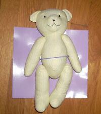 Cute! AUTOGRAPH BEAR Hospital Movable Toy Decor BIRTHDAY GIFT  3 4 5 7 9 10 Yrs