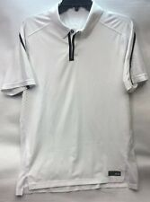 Okley Golf Polo Shirt Vented Tailored Fit Mens Small