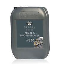 Dachziegel Reiniger Algenentferner Moosentferner Grünbelag Dachreiniger  - 10L