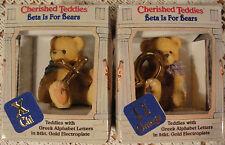 Chi Omega Cherished Teddies