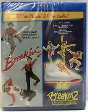 NEW BREAKIN AND BREAKING 2 - ELECTRIC BOOKALOO BLU RAY SHOUT FACTORY