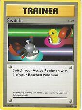 POKEMON XY EVOLUTIONS CARD - SWITCH 88/108