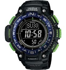 Casio SGW1000-2B Watch Altimeter Compass Thermometer Altimeter 100M WR