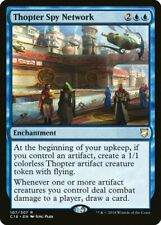 Thopter Spy Network Commander 2018 NM Blue Rare MAGIC GATHERING CARD ABUGames