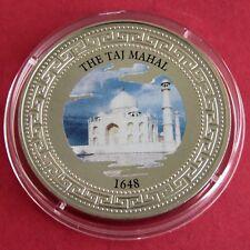 Prueba de imagen de color el Taj Mahal 1998 dólar comercial