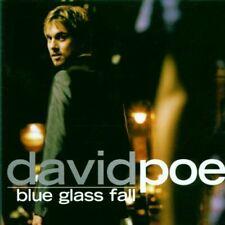 David Poe Blue glass fall  [Maxi-CD]