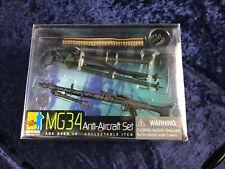 Dragon WWII 1/6 German MG34 Anit-Aircraft Set - Green