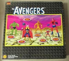 NEW Toy Biz Marvel Collector Series The Avengers Action Figures 43510