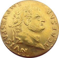 Römische Antike Münze Denarius Rom Roman Coin Imp Vespasian Caesar Cos RAR