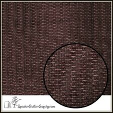 Oxblood grill cloth Replacement  for Fender 36in x 36in