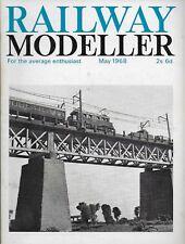 *RAILWAY MODELLER MAGAZINE - MAY 1968: ft VIADUCT HO GAUGE LICHENBERG LINE [E]