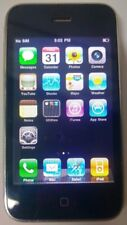 Apple iPhone 3G 16GB Black A1241 - AT&T  - BAD HOME BUTTON - READ BELOW
