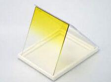 Coloured Gradual Yellow Filter Grad For Cokin P-Series UK Seller