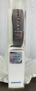 Samsung OEM GEAR FIT Mocha Replacement Band NEW in Sealed Original Box
