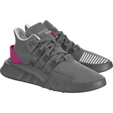 Adidas EQT Bask ADV Grey Four White Shock Pink B42010 Size 7