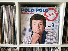 POLO POLO | Solo para adultos Vol.3 | Show en vivo | LP EX