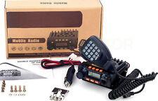 CB Mobile FM Radio 25W VHF 136-174MHz - 20W UHF 400-480MHz UV-9800A Export