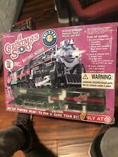 "Lionel ""A Christmas Story"" G Gauge Train Set 2009 Original Target Exclusive"