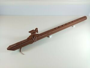 Native American Style Flute, 3D printed, Key of Low D