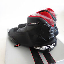 TCX X-ROADSTER WP BLACK MOTORCYCLE BOOTS EU 42 US 8.5 COD: 7095W