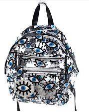 Circus by Sam Edelman NWT Clear Blue Eyes Zip Backpack Style Bag $47.99 (83 bx8)