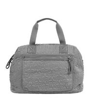 BNWT Accessorize 'Spirit' Quilted Gym Bag - Large - RRP £42 - Grey