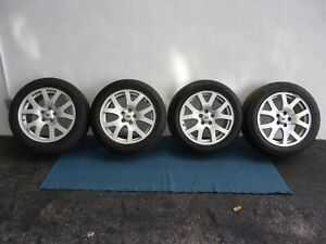 "06-09 LAND ROVER  RANGE ROVER SPORT SET OF (4) 19""x9"" WHEELS &TIRES RRC505370MNH"