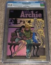 Life With Archie 37 CGC 9.8 Last Issue After Death of Archie Riverdale Comic