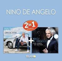 Nino de Angelo - 2 in 1 - 2CDs NEU OVP