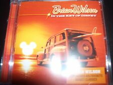 Brian Wilson (The Beach Boys) In The Key Of Disney (Australia) CD –Like New/Mint