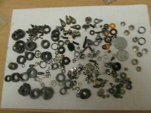 lot vintage hardy altex silex vintage fishing reel spare parts screws springs