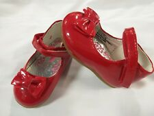 New Toddler Red Shoes Girls Dress Comfortable Holiday Red Patent Style 50% Off